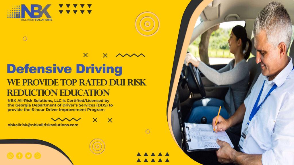 DUI Risk Reduction